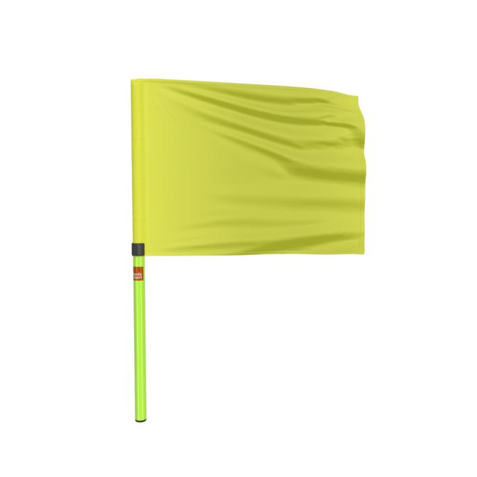 Køb Nordic Sport Dommerflag Gul