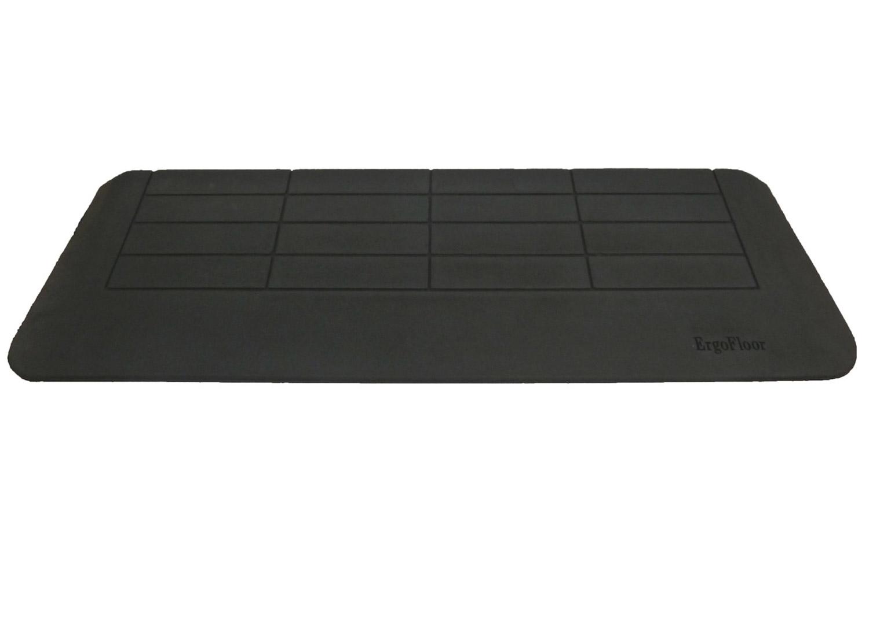 ErgoFloor - ErgoRamp Gummirampe 35 x 280 x 900 mm
