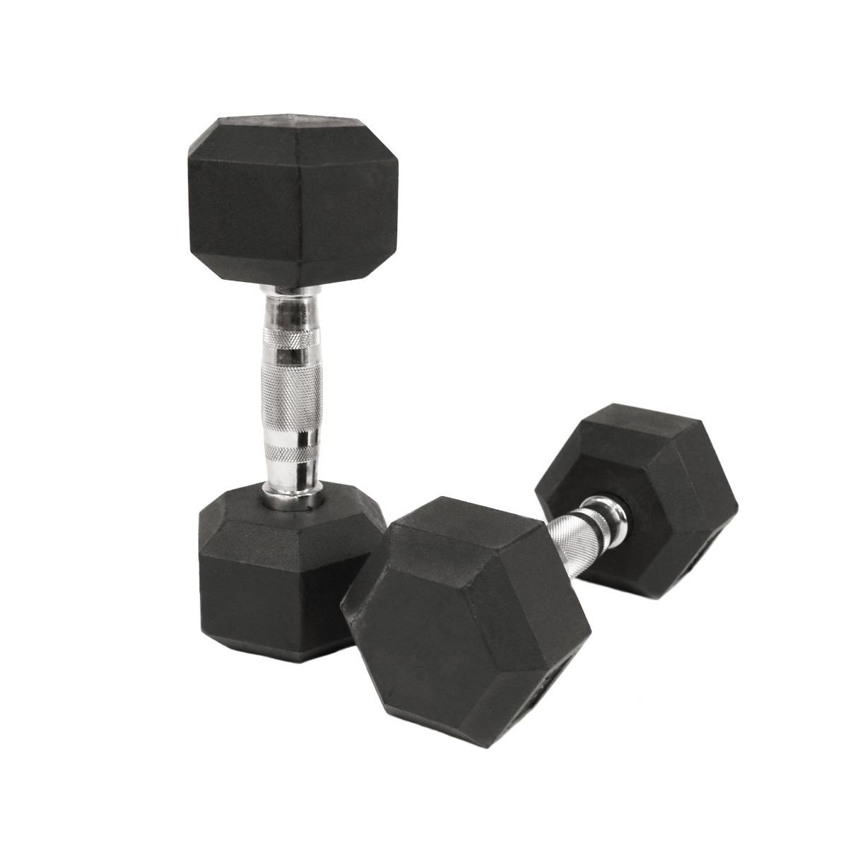 Gymleco 433 Hex Håndvægte 2 kg (1 stk.)
