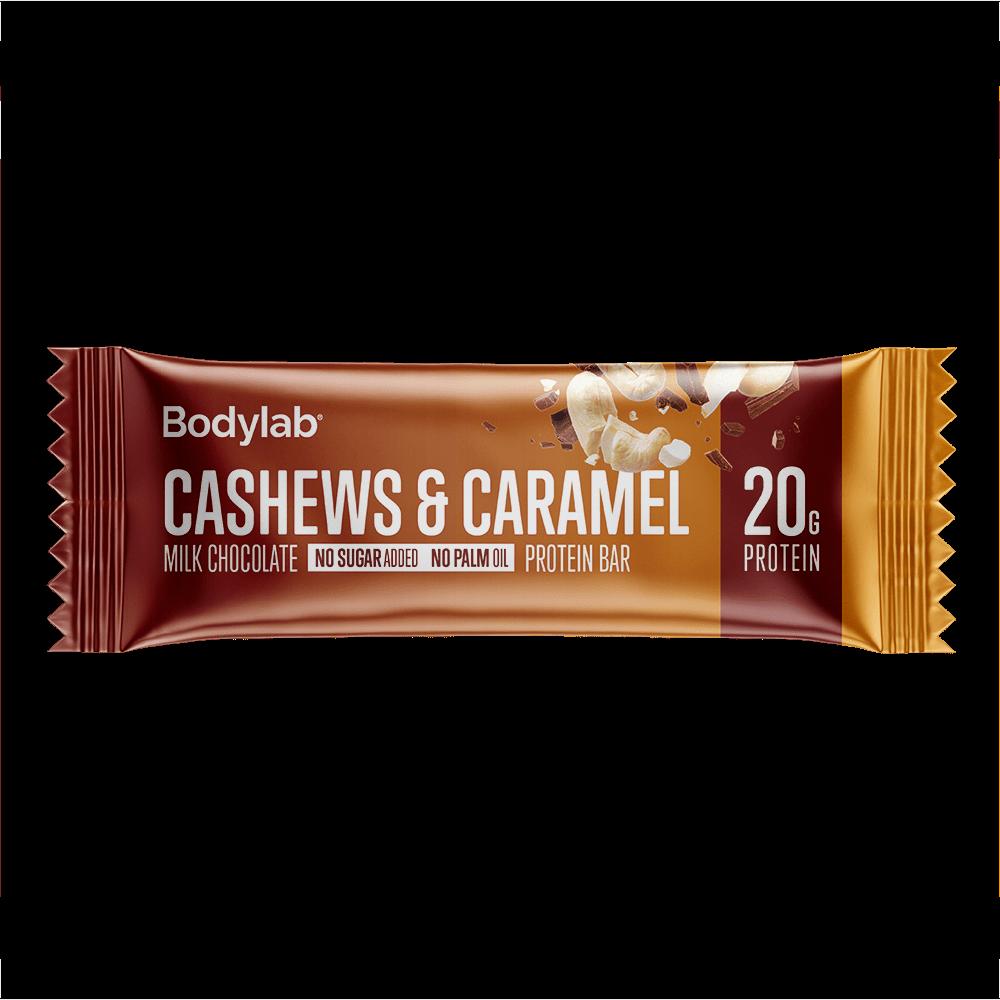 Køb BodyLab Proteinbar Cashewnødder & Karamel (1 x 55 g)
