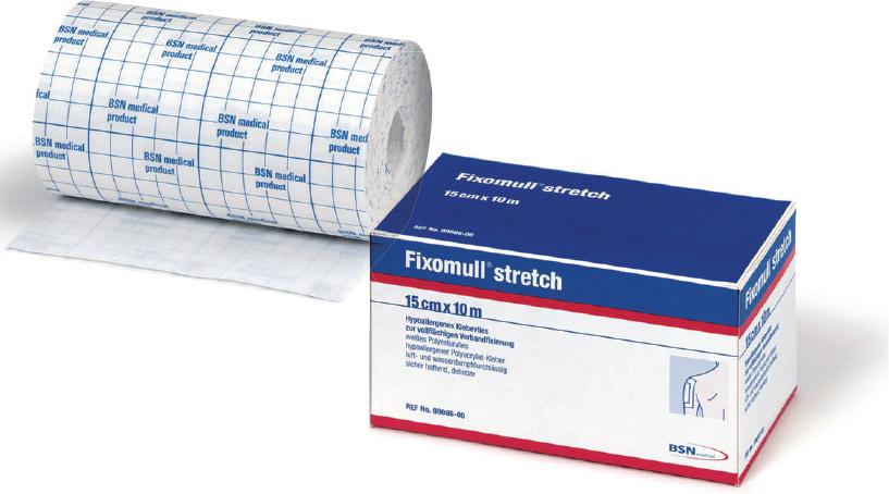 BSN Fixomull Sportstape (10cm x 10m)