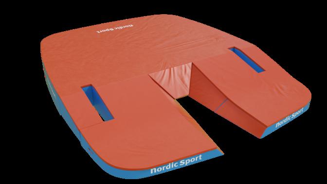 Køb Nordic Sport Landingpit Elite