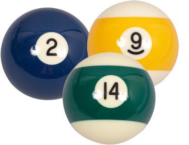 Søren Søgaard Billard / Pool Ball 57,2 mm Nr. 13