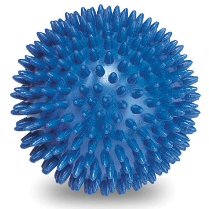 Aserve Massagebold 10cm Blå