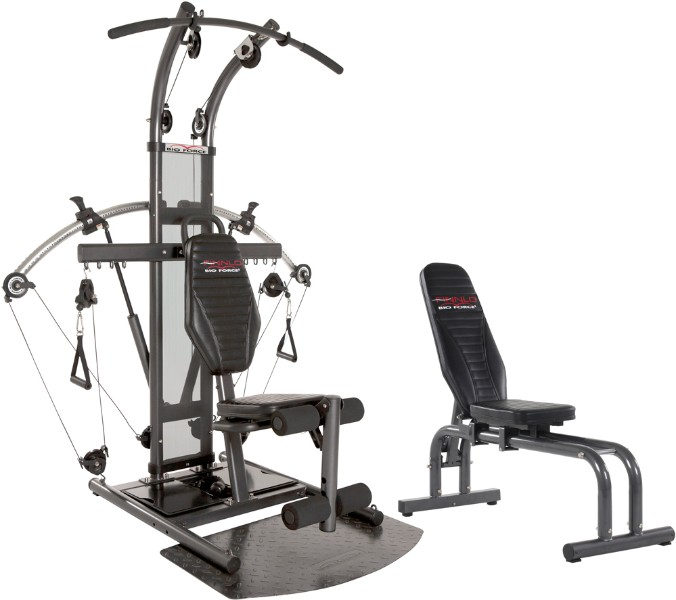 Finnlo Bio Force Extreme Homegym