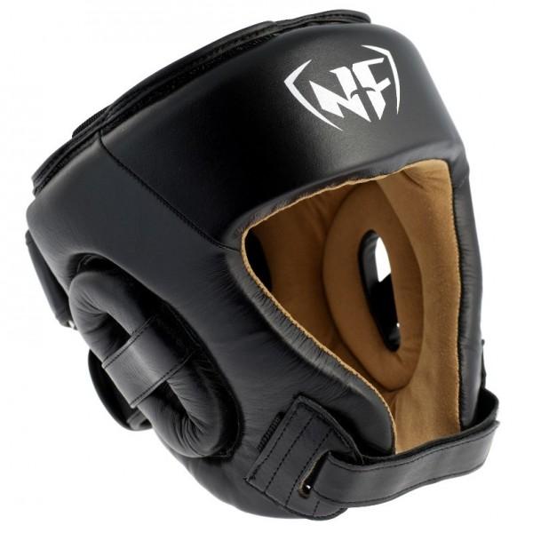 Nordic Fighter Boxing Helmet Sort Boksehjelm Medium