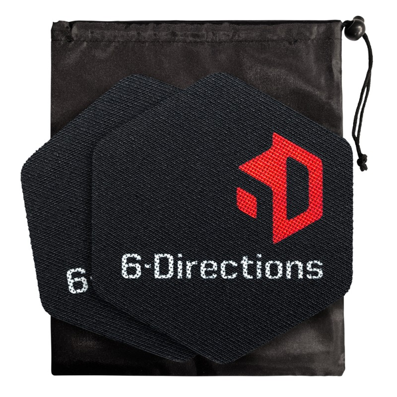 6-Directions 6D Sliding (2 stk) - 6-Directions