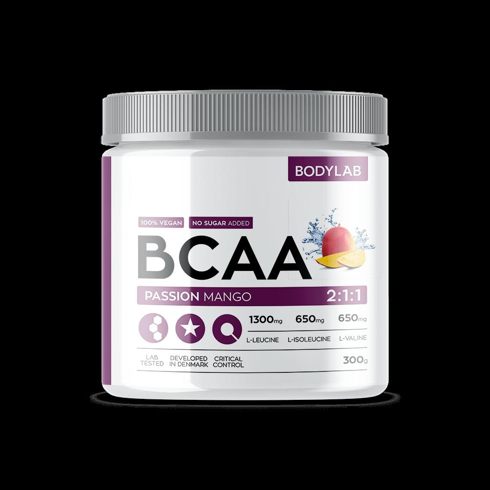 Køb BodyLab BCAA Instant Passion Mango (300g)