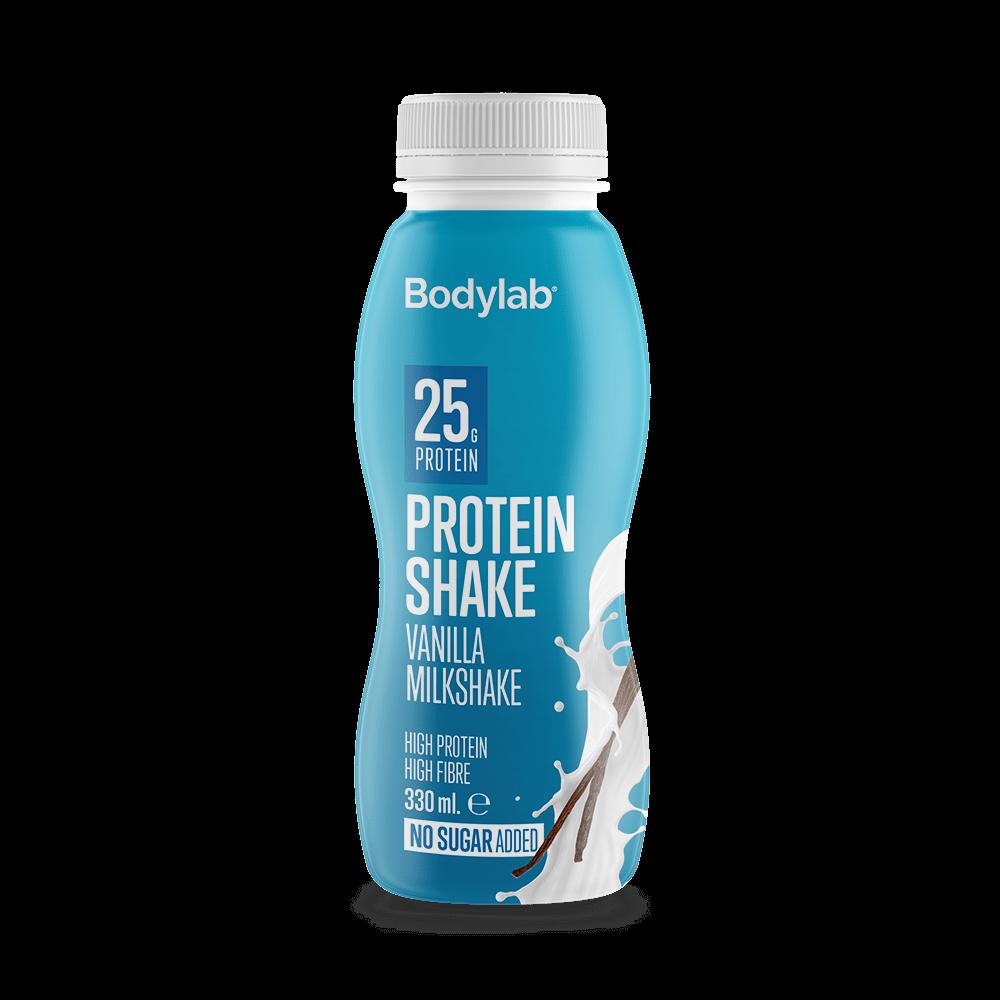 BodyLab Protein Shake - Vanilla Milkshake (1x330 ml)