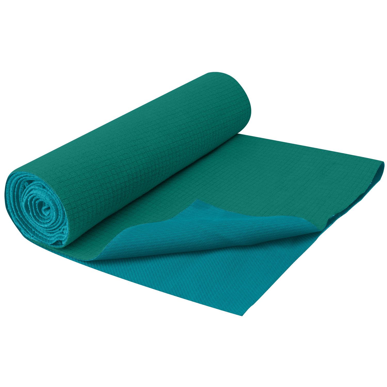Gaiam No-Slip Yoga Håndklæde Turquise