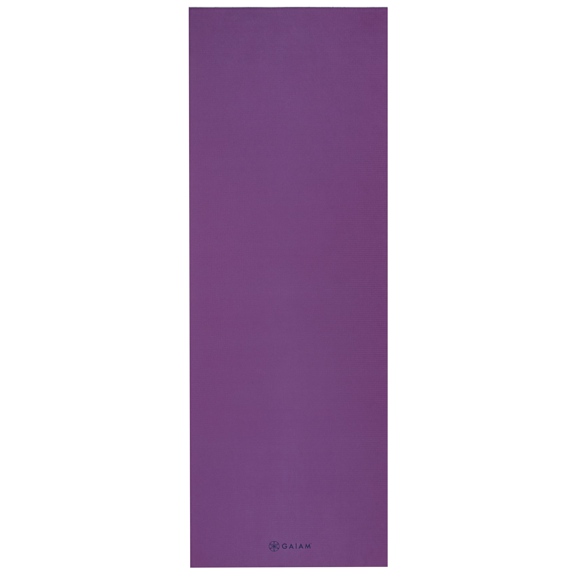 Gaiam No-Slip Yoga Håndklæde Grape/Blue