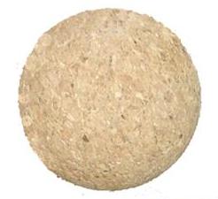 Image of Bordfodbold Kork 1 stk (11055)