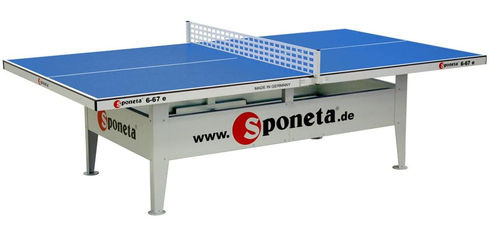 Køb Sponeta Active Line Out 6-67e Udendørs Bordtennisbord