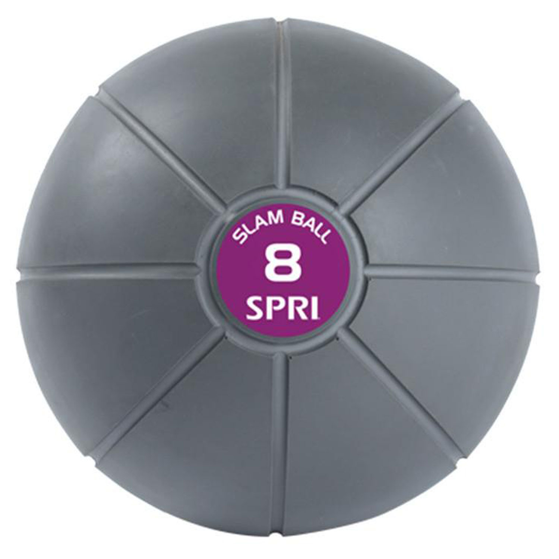 SPRI Slam Ball Gray 3,5kg