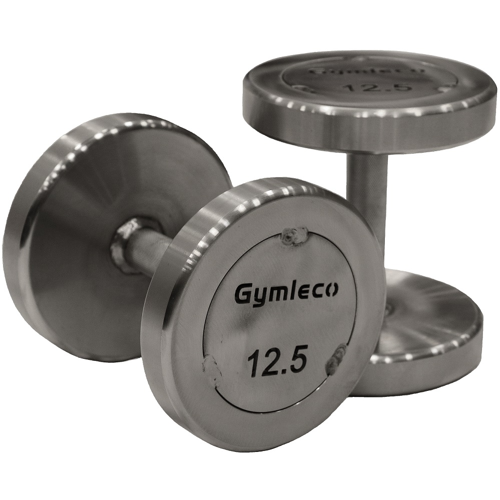 Køb Gymleco 838 Runde StÃ¥l HÃ¥ndvægte 60kg (1 stk)
