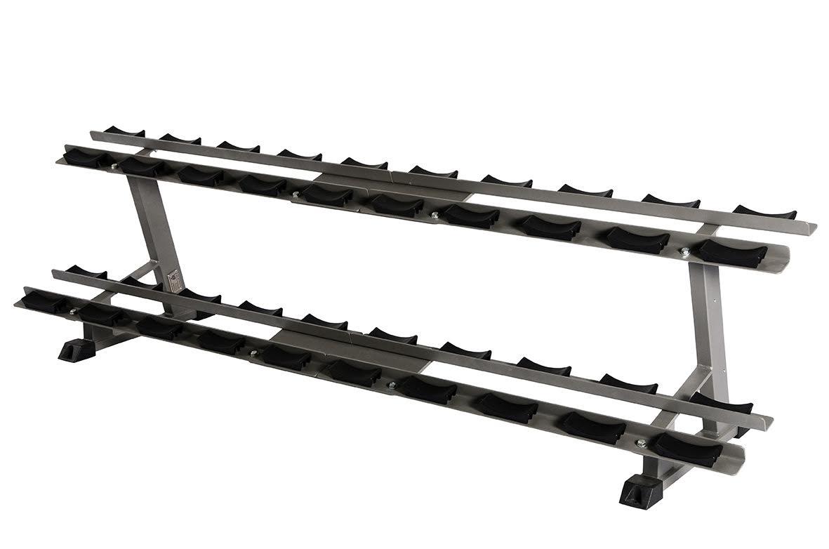 Gymleco 840 Opbevaringsstativ Håndvægte (10 par)