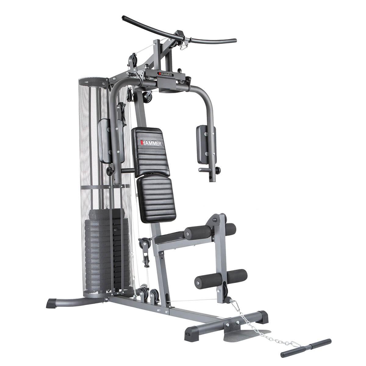 Hammer Ultra Homegym (m. 60kg vægte)