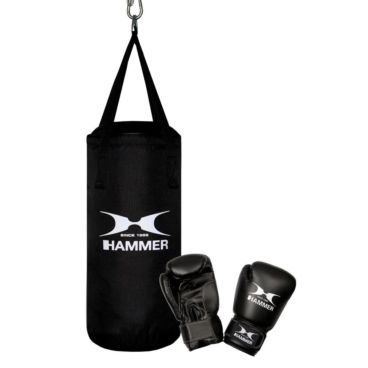 Hammer Fit Junior 50 x 25cm - 8kg ( Boksesæt )