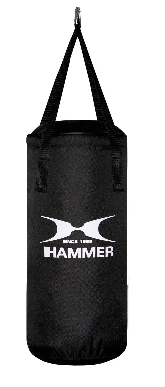 Billede af Hammer Fit Junior Black (50x25cm) sandsække