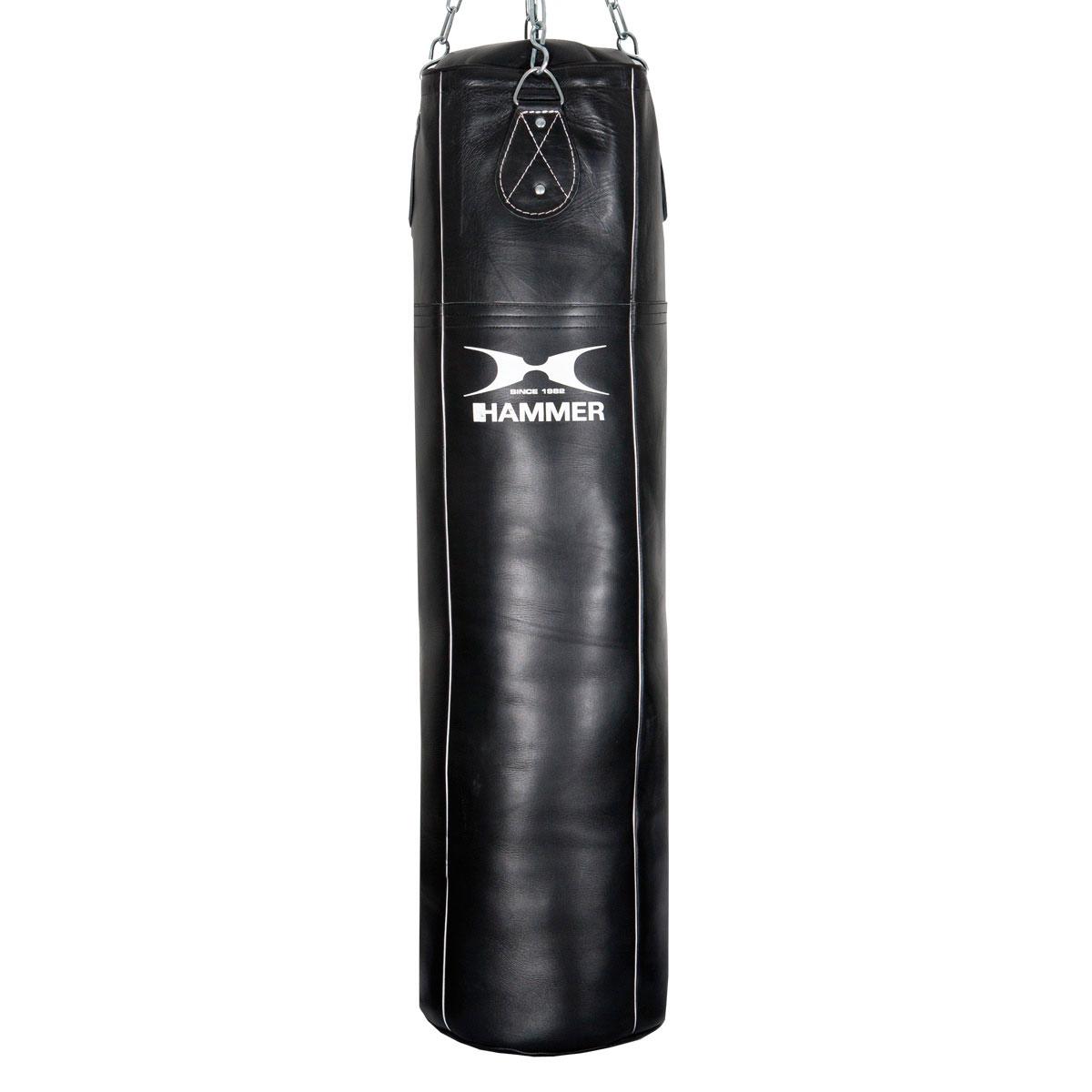 Billede af Hammer pro Premium Læder Sandsække (120cm 34kg)