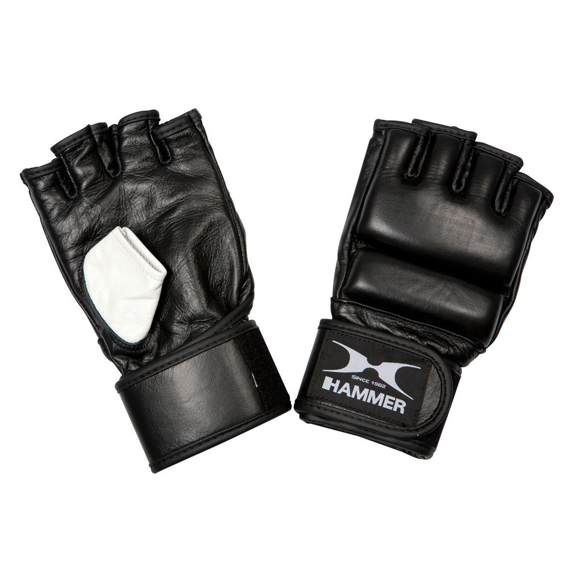 Køb Hammer Boxing PUNCH MMA Handsker L-XL (one size)