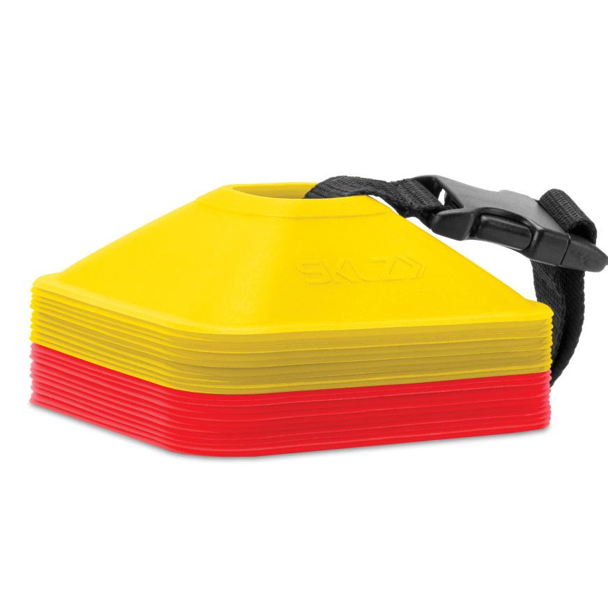 SKLZ Mini Cones Kegler (sæt med 20 stk.)