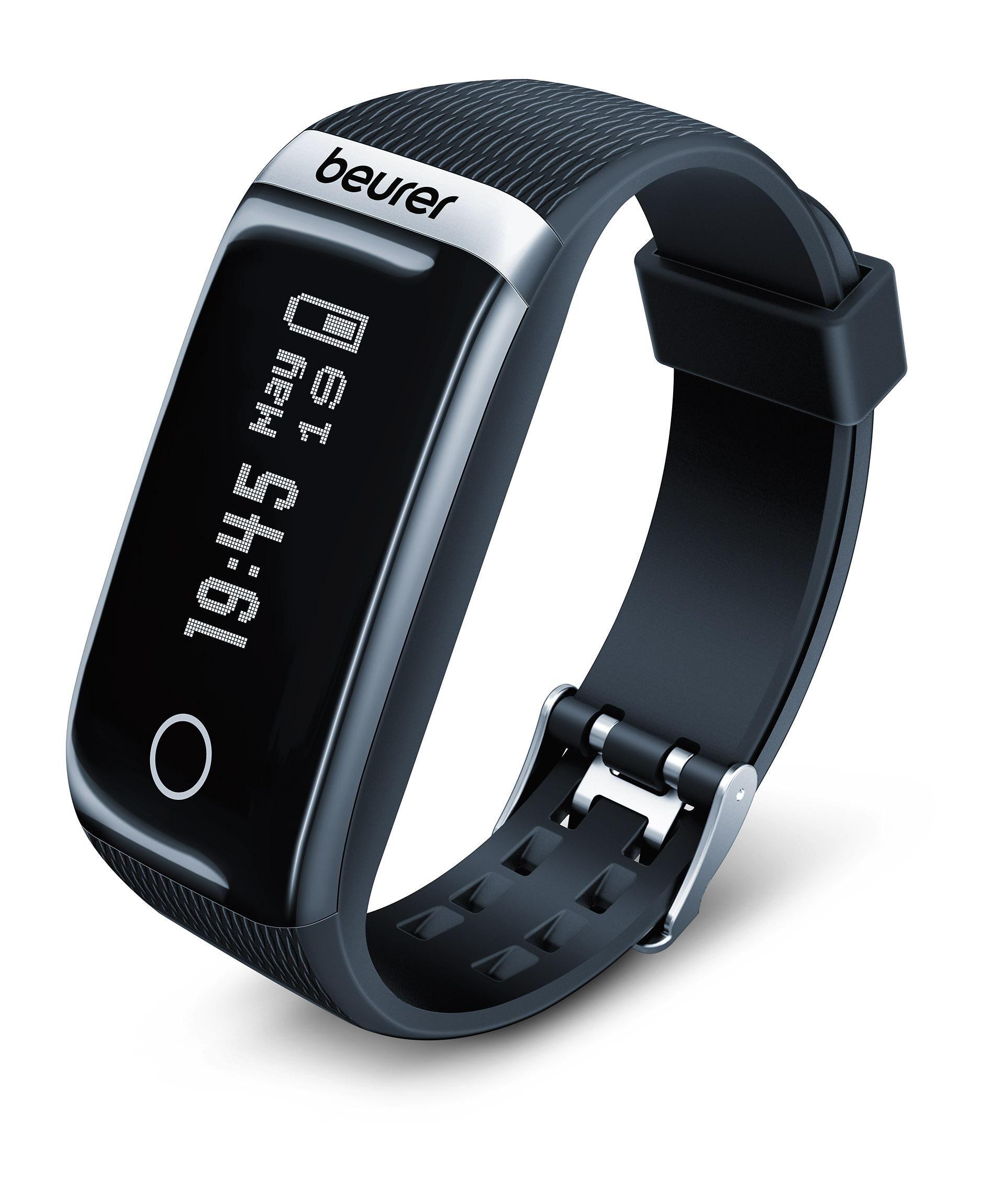 Beurer AS 87 Aktivitetstracker m. Bluetooth