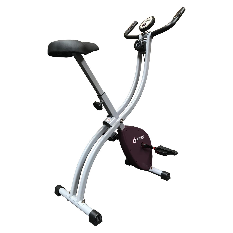 Køb Odin B100 Foldbar Motionscykel SORT