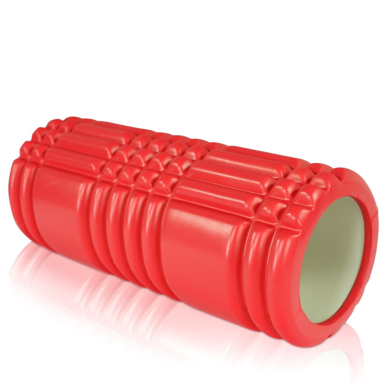Køb Odin Grid Foam Roller Rød
