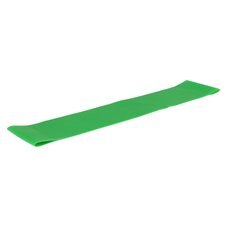 Odin Træningselastik Fitness Elastik Level 1 Grøn Let