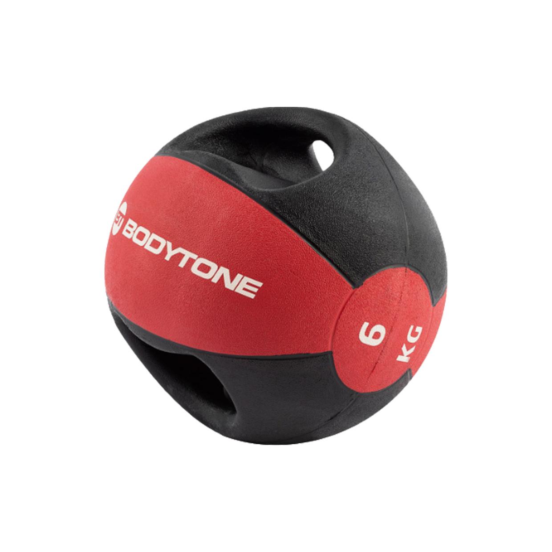 Bodytone Medicine Ball with grip 6kg