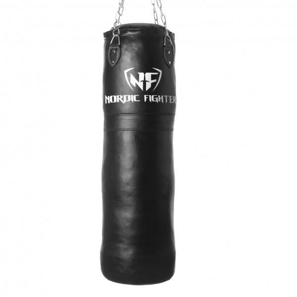 Billede af Nordic Fighter Boxing Bag Sandsæk Ægte Læder 145cm 60kg