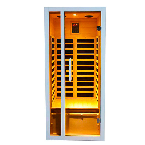 Billede af MaXXwell RS-1101T ALTAI 1500 Watt Infrarød Sauna