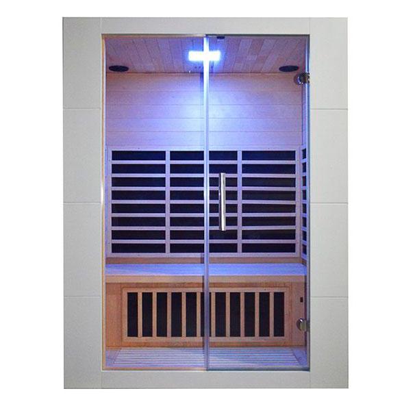 Billede af MaXXwell Nimba 2100W infrarød sauna (3 personer)