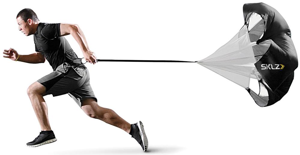 Sklz Speed Chute Modstandsfaldskærm Til Løb