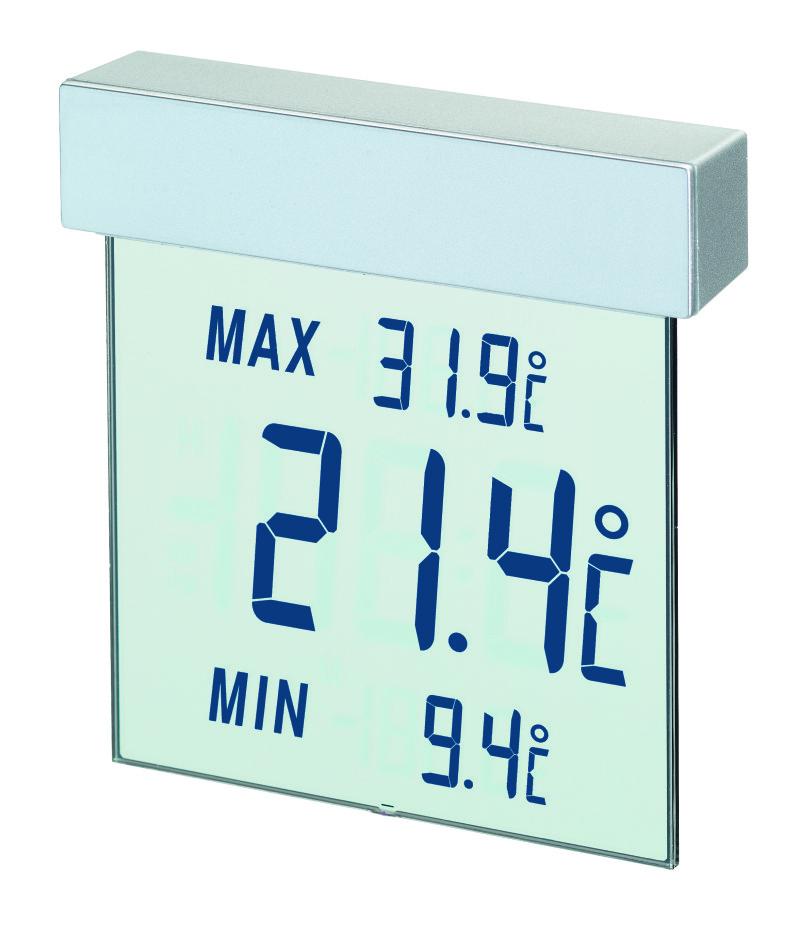 Køb Sensotek UT 100 Udendørs Vinduestermometer
