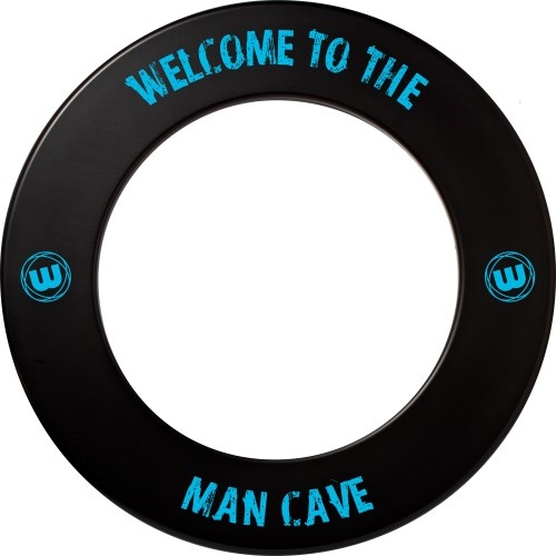 Billede af Winmau Dartskive Kvajering Surround Welcome To The Man Cave