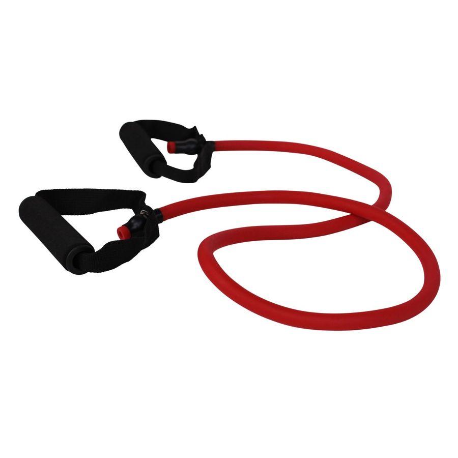 Odin Latex Exertube Træningselastik Niveau 0 X-Let Rød - Træningsudstyr