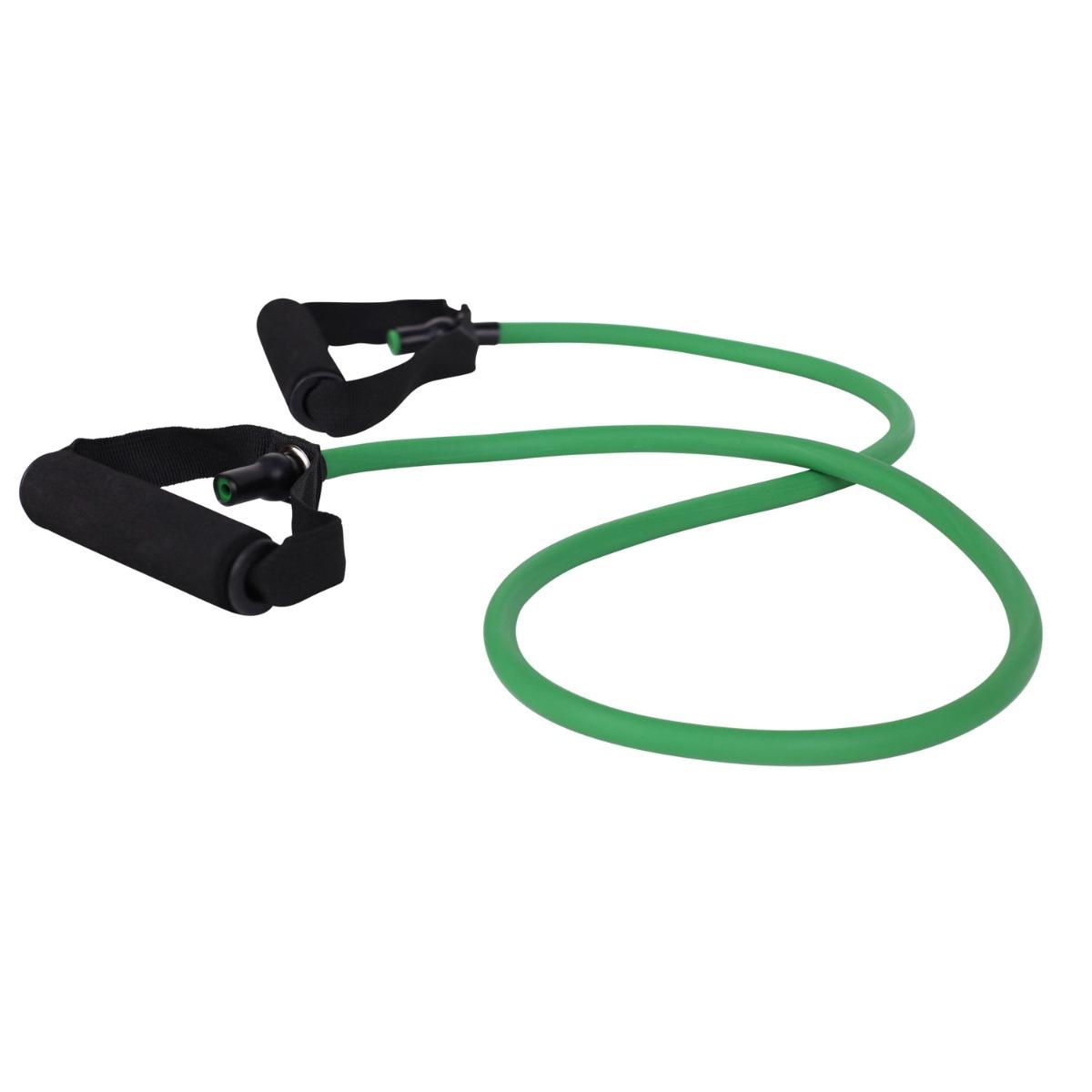 Odin Latex Exertube Træningselastik Niveau 2 Medium Grøn