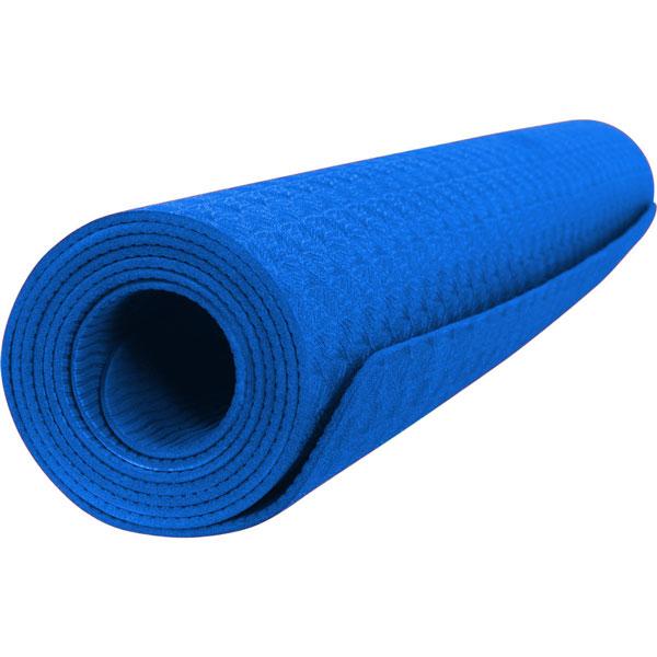 Køb ODIN TPE Yogamåtte 3mm Blå
