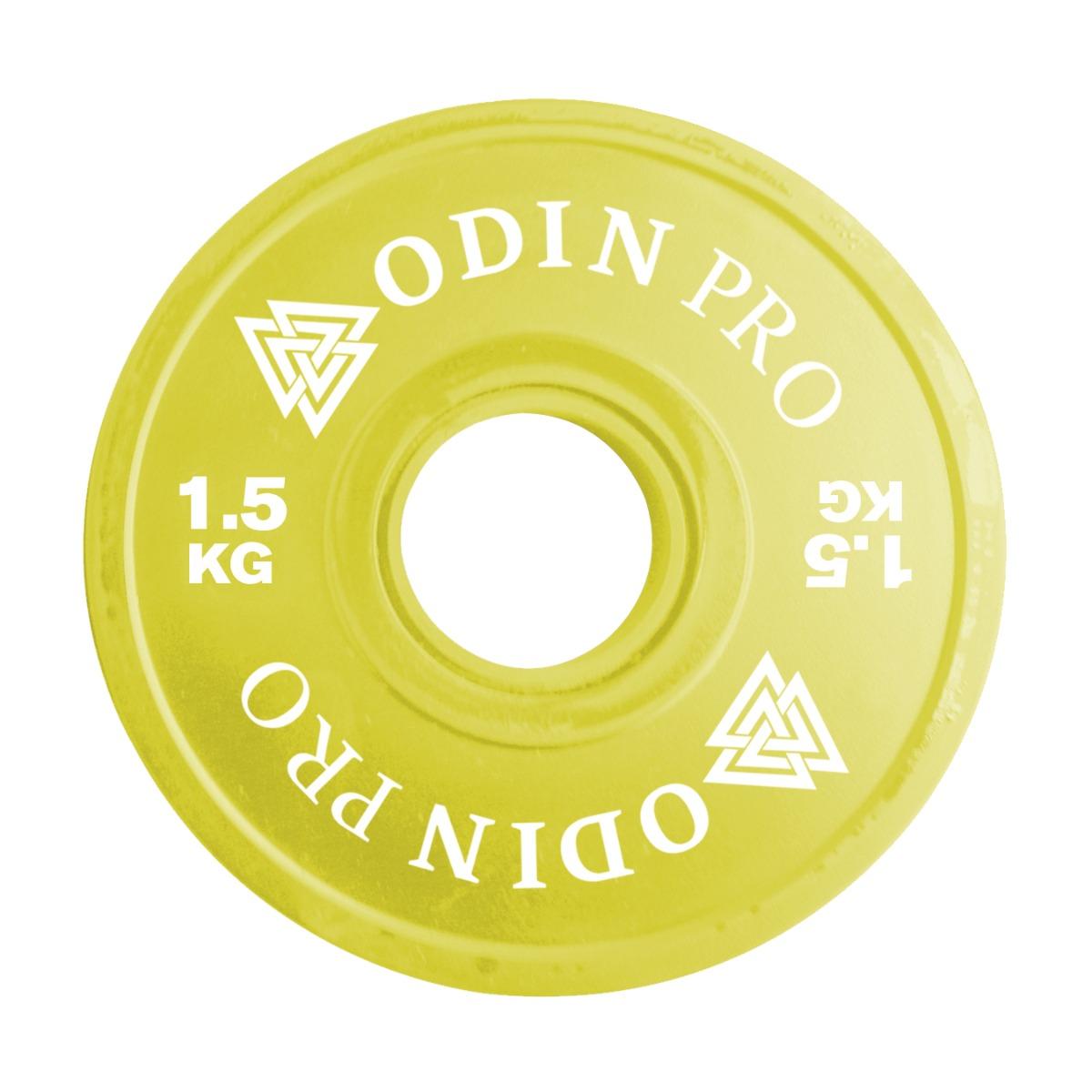 Odin PRO CPU OL Vægtskive 1,5kg