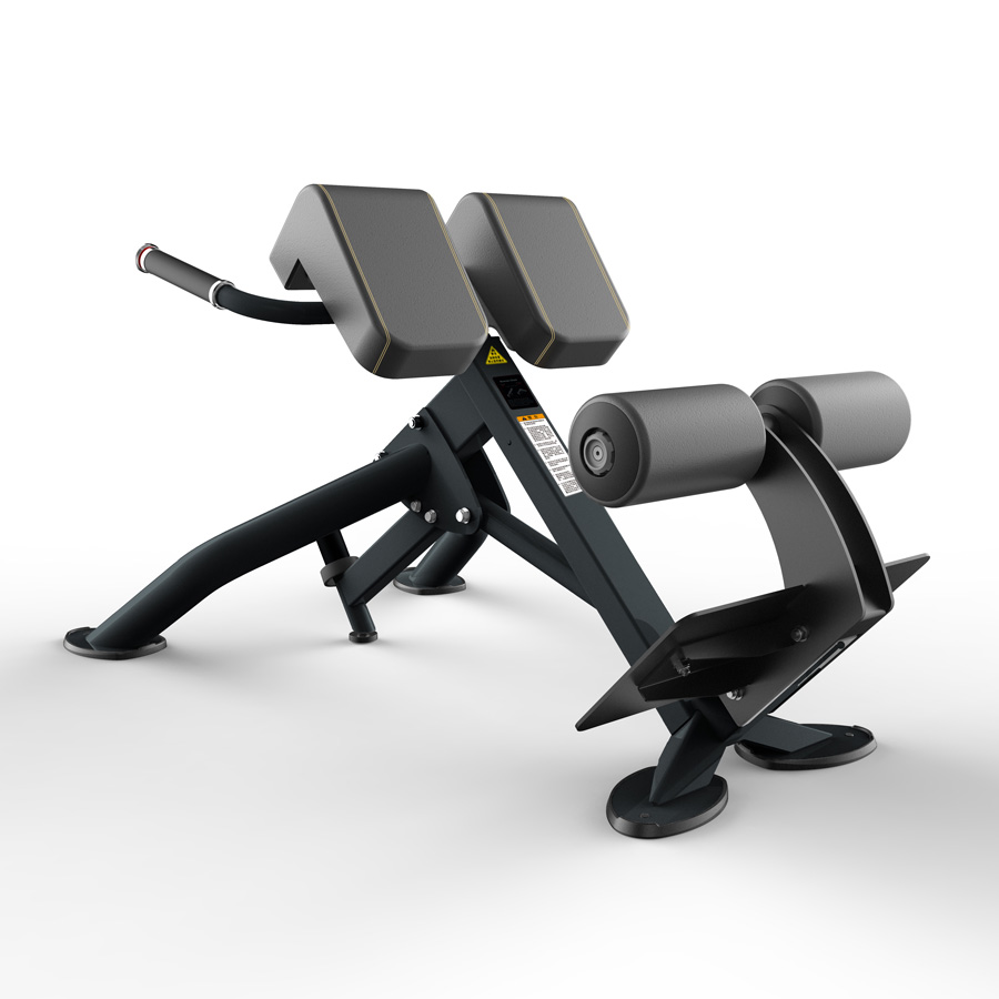 Image of ODIN PRO Back Extension Bench (11172)