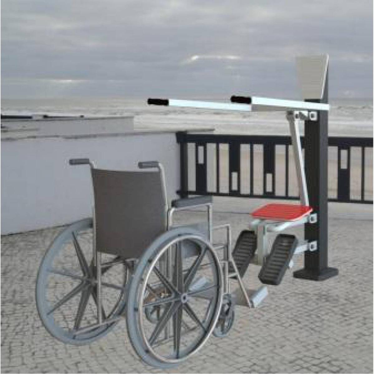 Køb Out2Enjoy PHD4 Handicap Leg Trainer