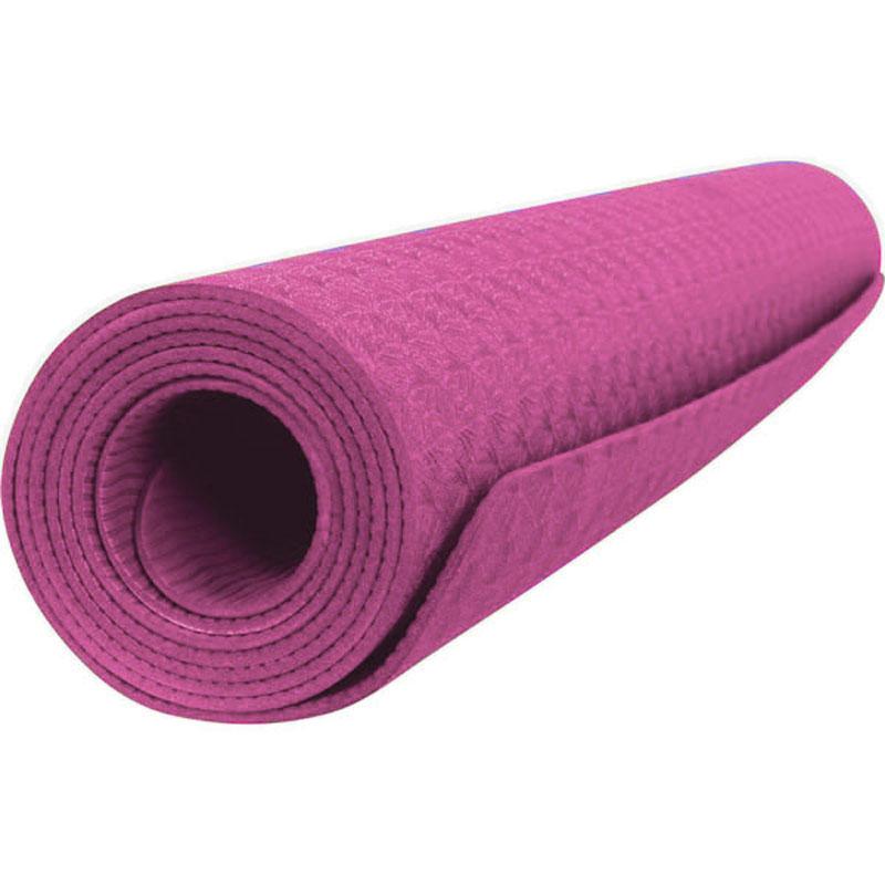 Køb Odin TPE Yogamåtte 6mm Pink
