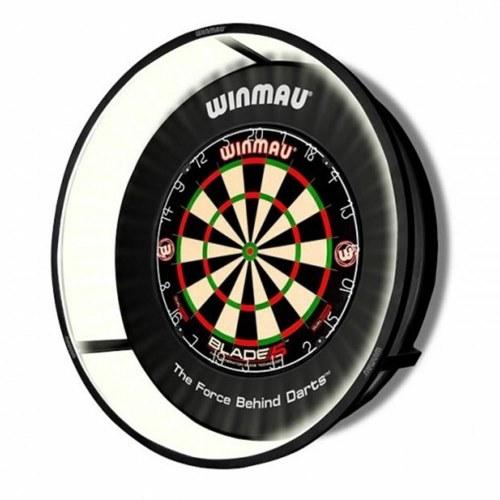 Køb Winmau LED Plasma Lysring Til Dartskive