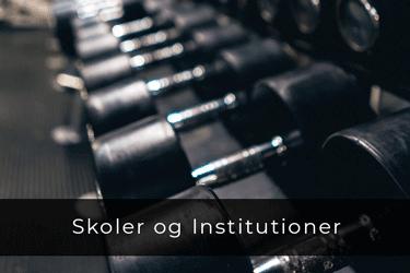 Skoler og Institutioner