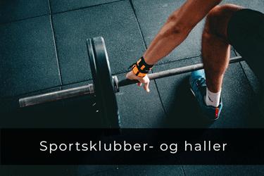 Sportsklubber- og Haller