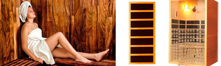 sauna varmelegemer