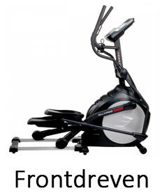 Frontdreven Crosstrainer