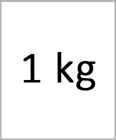 Håndledsvægte 1kg